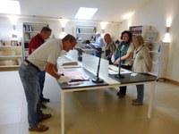 El Archivo municipal de Eibar cerró el 2017 con 720 visitas de personas que realizaron 2.505 consultas