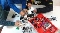 El Astelena acogerá en septiembre el primer campeonato de robótica escolar de Euskadi