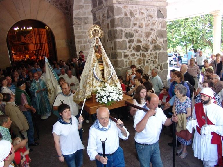 El Ayuntamiento apuesta por el uso del transporte público en las fiestas de Arrate