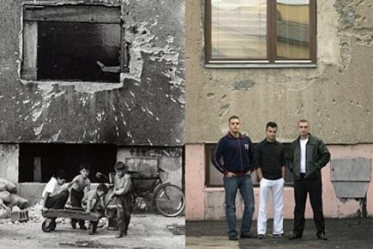 El Ayuntamiento de Eibar acogerá la exposición de Gervasio Sánchez para denunciar el horror de cualquier guerra