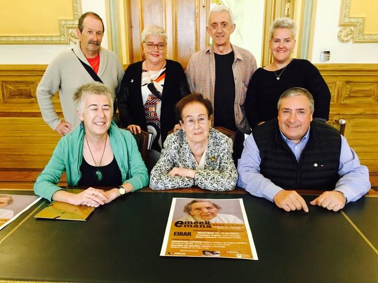 """El Ayuntamiento de Eibar acogerá la muestra fotográfica """"Emeek emana"""" del 10 al 21 de mayo"""