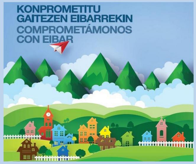 El Ayuntamiento de Eibar, Administración Pública ganadora del concurso de iniciativas en materia de prevención de residuos en Euskadi