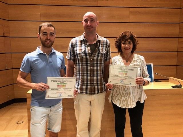 El Ayuntamiento de Eibar entrega los premios del II. concurso de embellecimiento de balcones y ventanas