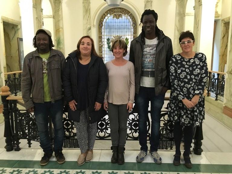 El Ayuntamiento de Eibar ha presentado los resultados del análisis de población en exclusión residencial grave