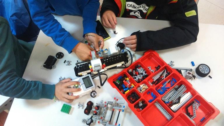 El Ayuntamiento de Eibar organiza unas nuevas jornadas tecnológicas sobre robótica dirigidas a jóvenes de ESO y Bachiller