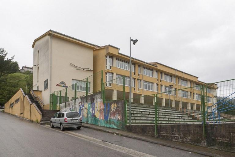 El Ayuntamiento de Eibar realiza nuevas inversiones en la mejora de los centros educativos de la ciudad