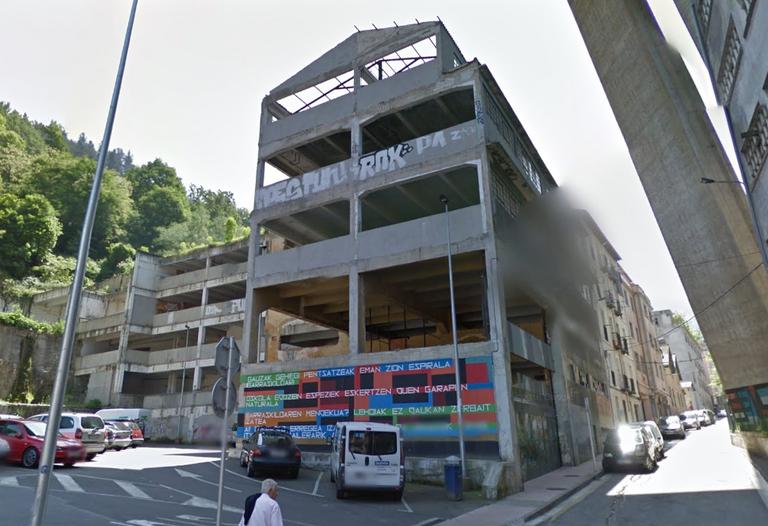 El Ayuntamiento de Eibar recibirá una subvención directa de 2,3 millones de euros para la regeneración urbana del barrio de Txonta