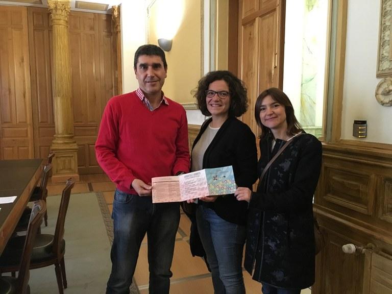 El Ayuntamiento de Eibar renueva con Ekingune, por tercer año consecutivo, el convenio para la realización de actividades, promoción y formación de emprendedores/as