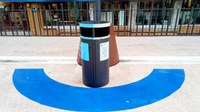 El Ayuntamiento dotará de 25 nuevas papeleras de recogida selectiva a su vía pública