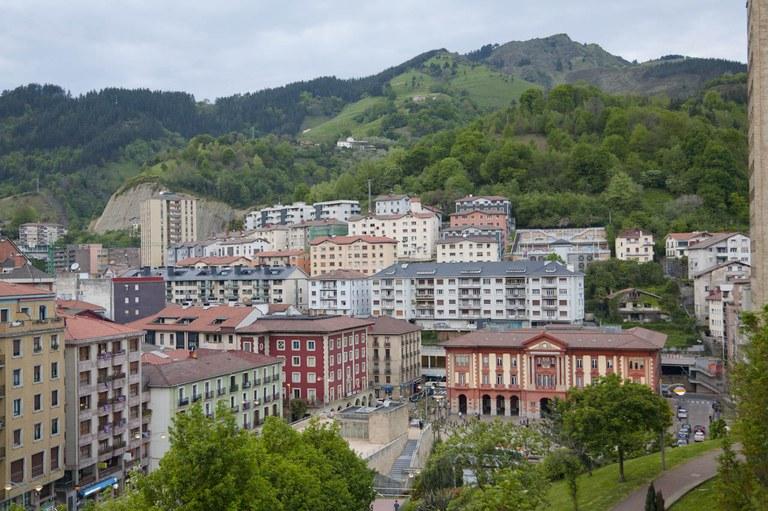 Ayuntamiento de Eibar.