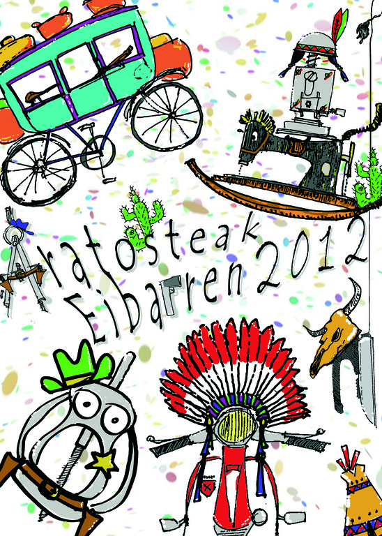 Elegido el cartel de los carnavales 2012