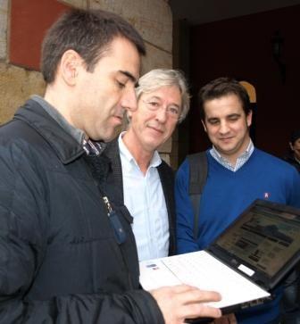Inaugurada la nueva red Wifi ciudadana que permite conectarse a internet de manera gratuita.