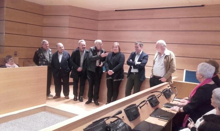 Inaugurada la XXV edición de la Quincena de las Personas Mayores de Eibar