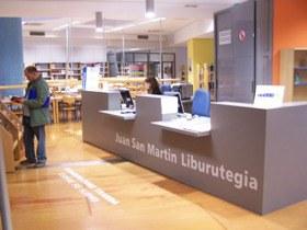 La Biblioteca necesita tu opinión
