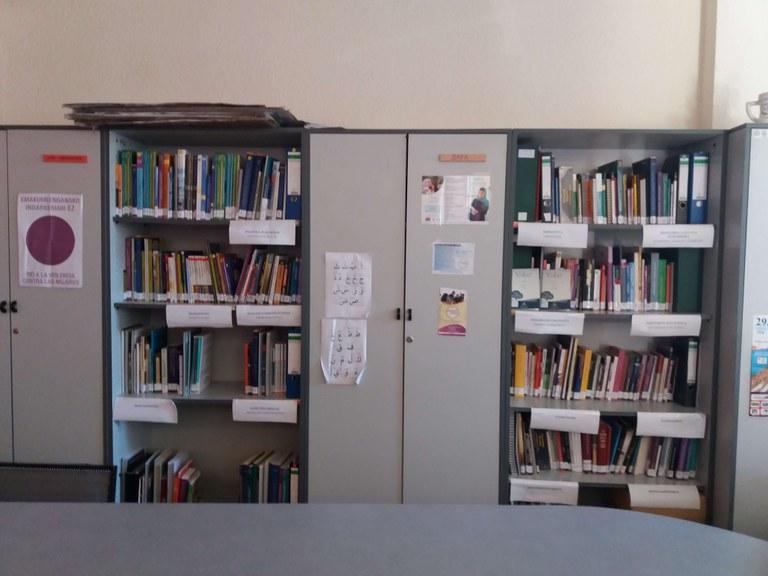 La Biblioteca y Andretxea han desarrollado un proyecto conjunto para avanzar en la igualdad de género