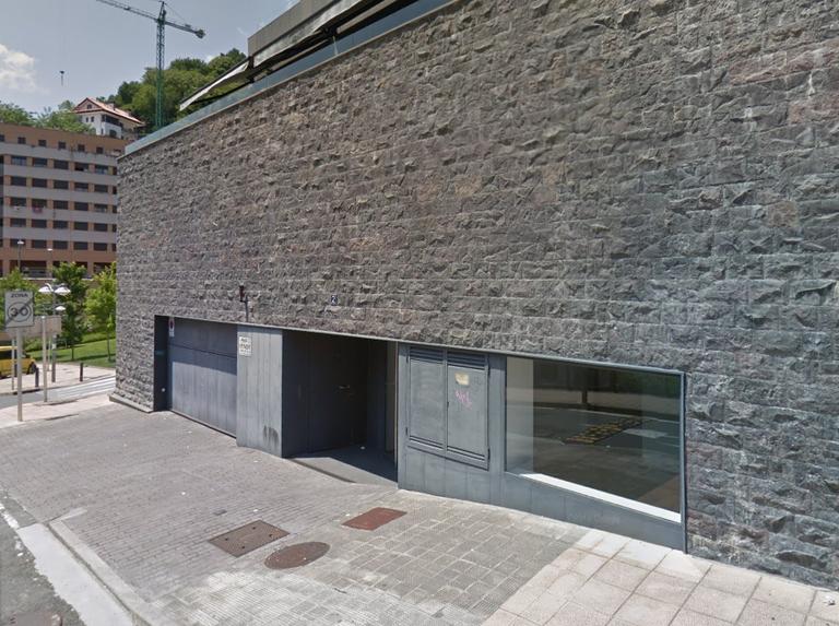 La calle Aldatze contará con un nuevo parking rotatorio de dos plantas y 58 plazas de aparcamiento