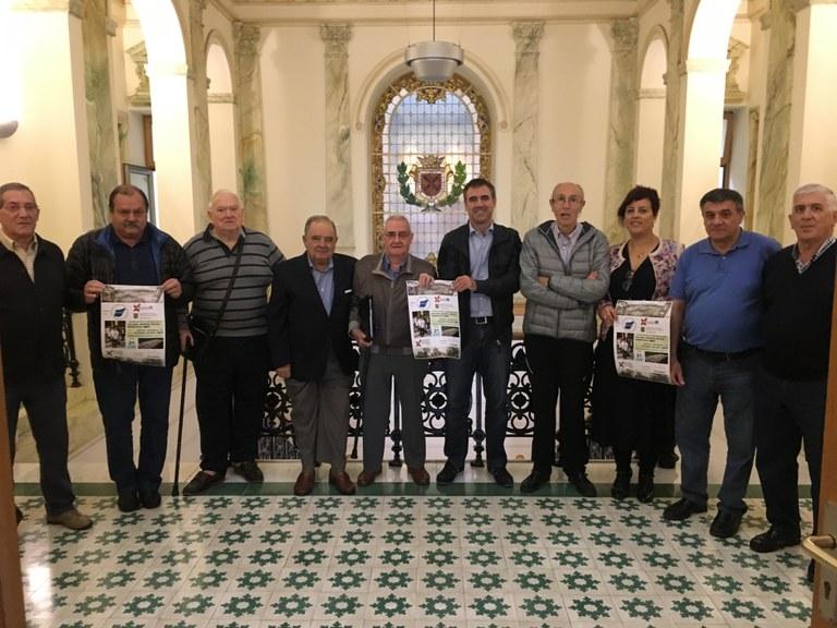 La marcha anual de jubilados/as y pensionistas de Gipuzkoa se celebrará en Eibar el próximo sábado, 21 de octubre