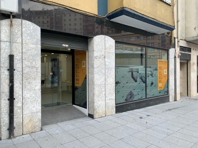 Oficina de Errebal, ubicada en el número 16.