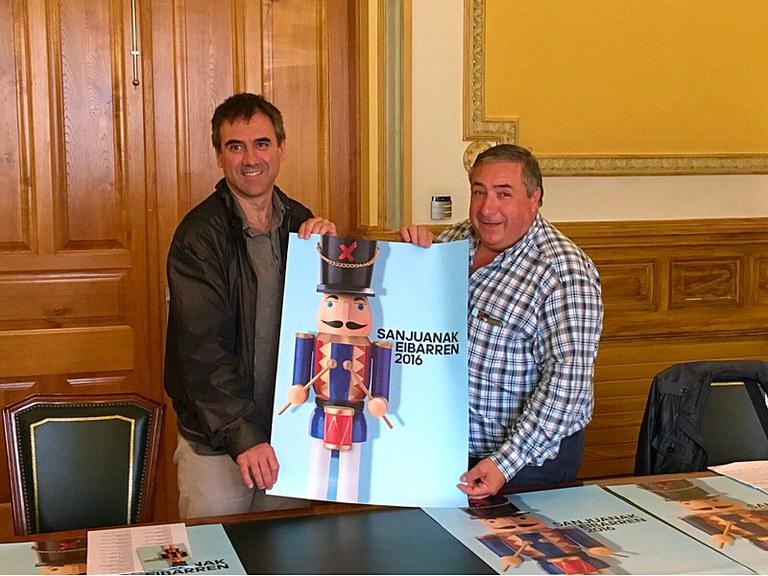El Ayuntamiento de Eibar invierte cerca de 240.000 euros en los Sanjuanes de 2016