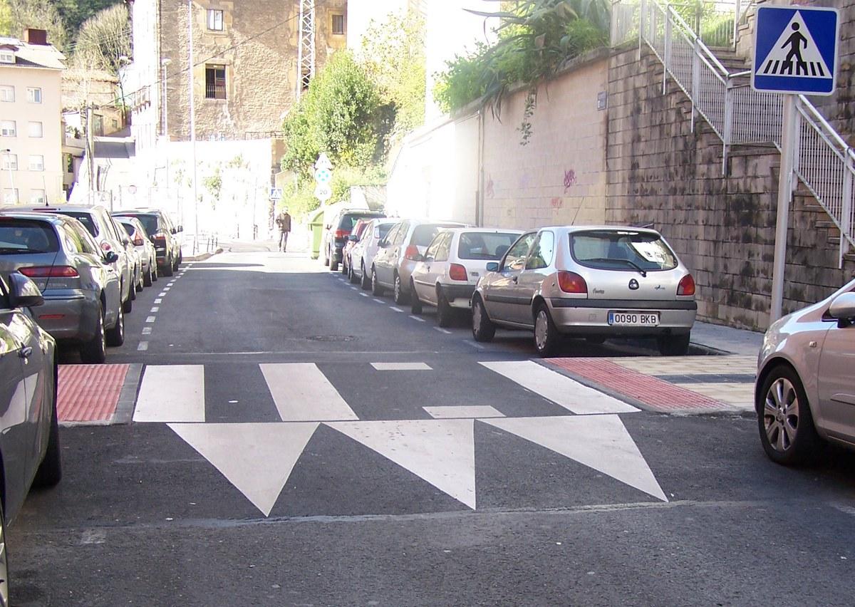 Las calles de eibar contar n este a o con 23 pasos de for Oficina 9646