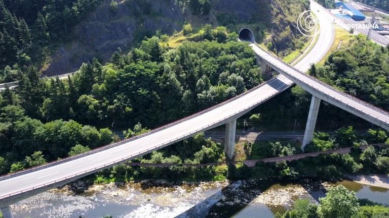 Las obras del bidegorri Eibar-Maltzaga salen a licitación y comenzarán en la primavera de 2019