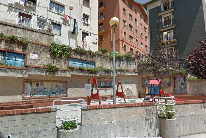 Los parques infantiles de Legarre Gain y Urki se renovarán con una inversión de más de 40.000 euros