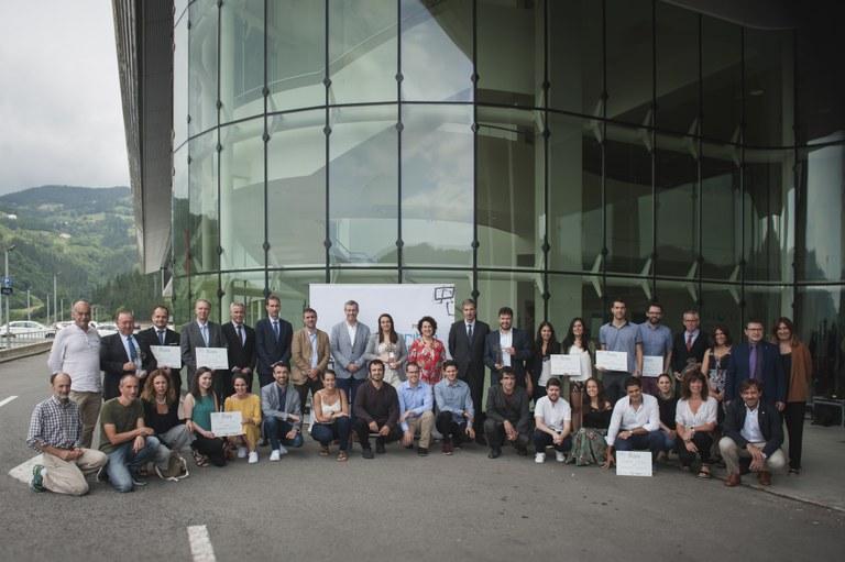 Los proyectos SpermSelect y Cyber Surgery, ganadores de la 28º edición de los Premios Toribio Echevarria