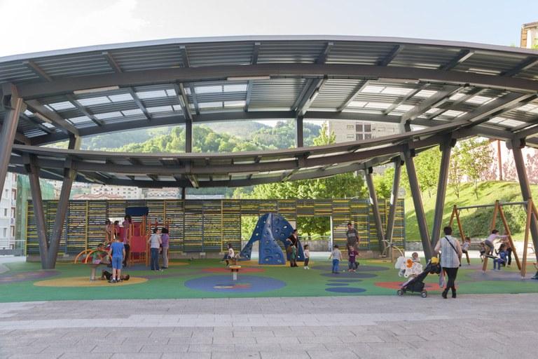 Los tribunales dan la razón al Ayuntamiento en el contencioso del parque cubierto de Txaltxa Zelai