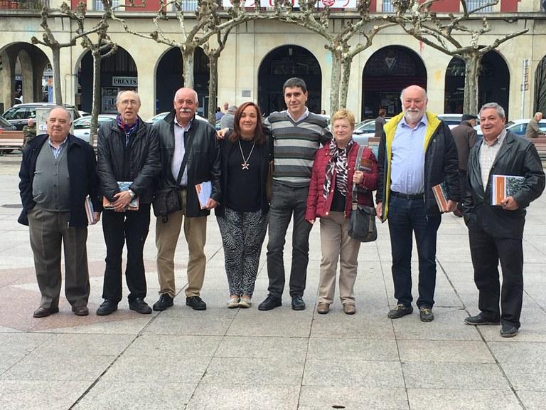 Presentada la XXIII Quincena de las Personas Mayores de Eibar