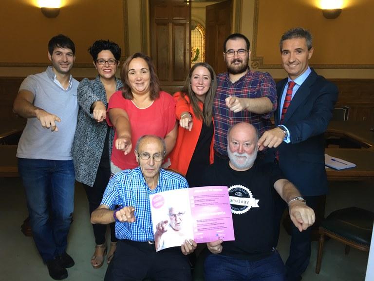 """Presentado el programa """"Burulogy"""" que se va a desarrollar en Eibar"""