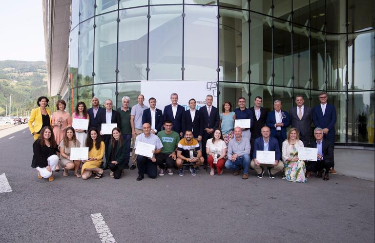 Surphase y Ekolber, ganadores de la 29º edición de los Premios Toribio Echevarria al emprendimiento innovador