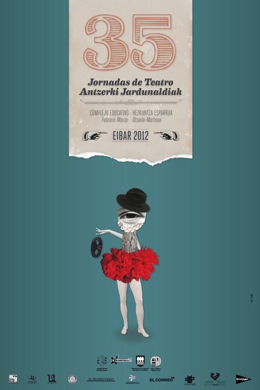 XXXV Jornadas de Teatro de Eibar