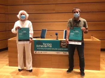 Presentación de la 30º edición de los Premios Toribio Echevarria.