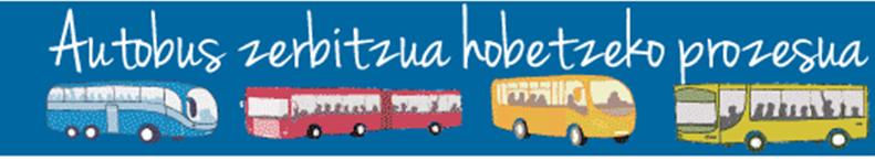 Autobus zerbitzua hobetzeko bilera bihar Udaletxean