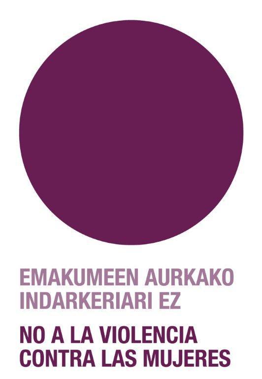 Azaroaren 25eko adierazpen instituzionala: Emakumeenganako indarkeriaren aurkako Nazioarteko Eguna