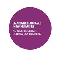 Eibarrek bat egin du Emakumeenganako indarkeriaren aurkako Nazioarteko Egunarekin