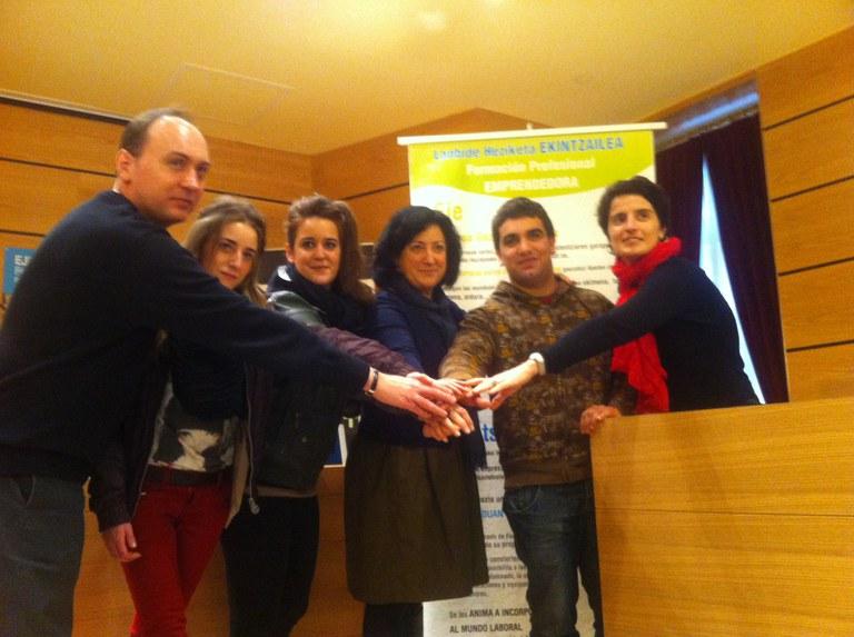 Ekintzailearen Euskadiko Azoka asteazkenean Eibarren
