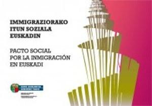 Euskadin Immigraziorako Itun Sozialaren gainean solasaldia