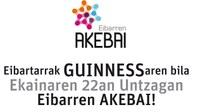 Guinness marka bat hausteko 2.500 lagunek osatutako irudi bat egingo da Untzaga plazan ekainaren 22an