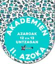 II. Akademien Azoka hartuko du Eibarrek azaroaren 12an eta 13an