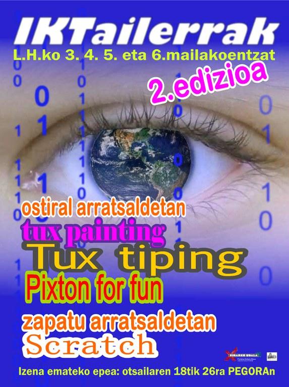IKTailerrak 2. edizioa