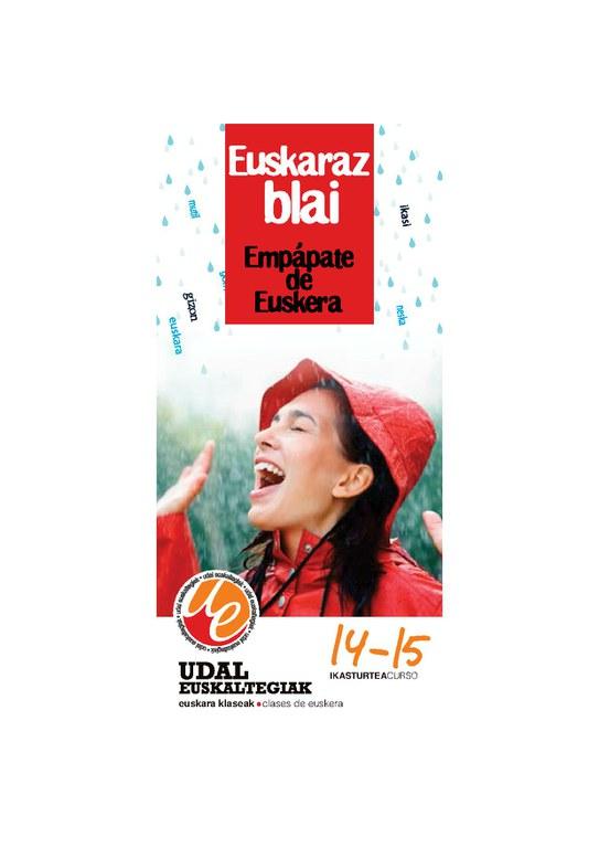 Matrikulazio epea zabalik Udal Euskaltegian