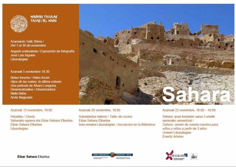 Munduko paisaiak: Sahara