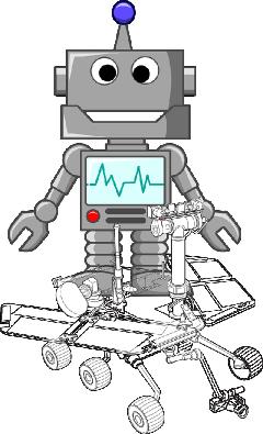 Robot IKT