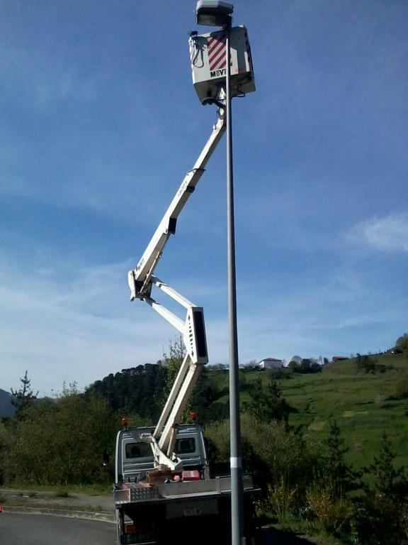 URB-Grade proiektu europarraren fase praktikoa Erisonon martxan dagoeneko