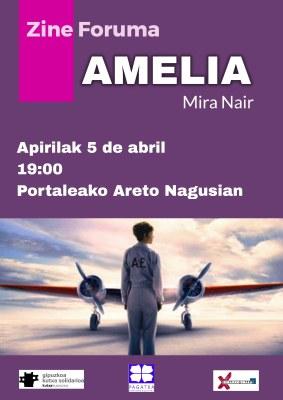 Zine-foruma: Amelia