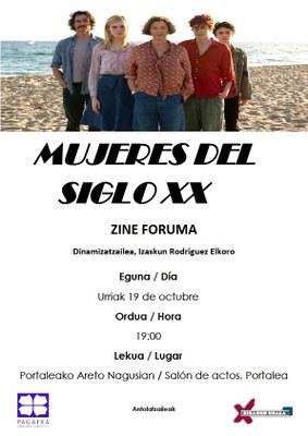 Zine-Foruma: Mujeres del siglo XX