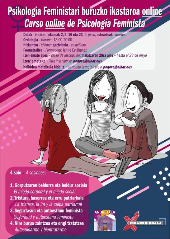Psikologia feminista