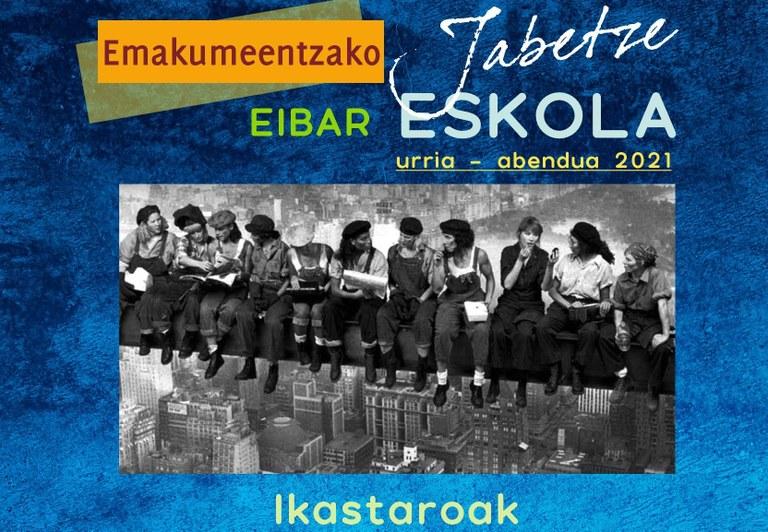 Jabetze Eskola 2021 udazkena