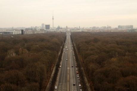 Berlín - Bukaerako lanak